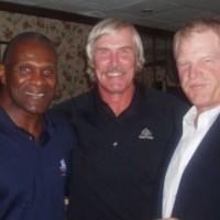 Harry with Brad VanPelt and Doug Van Horn