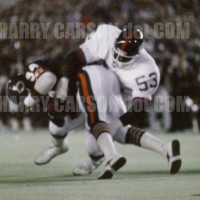 Harry tackles the great Walter Payton